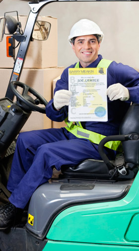 Forklift Training Doncaster